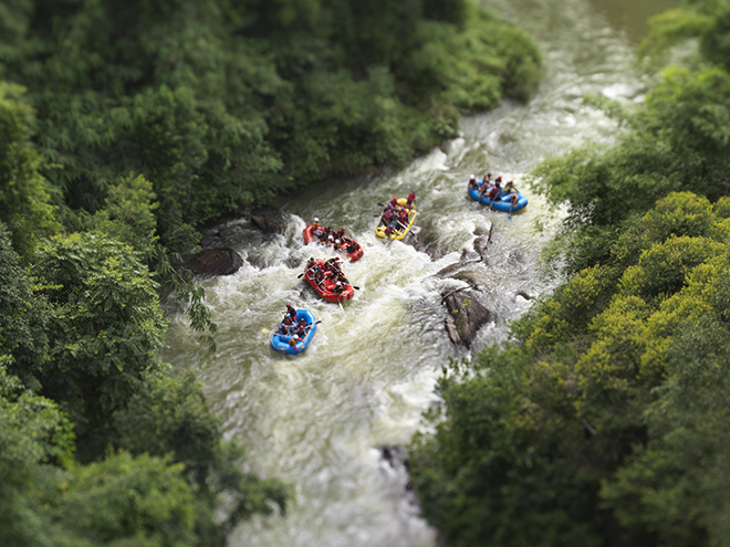 Squidoo Ltd. Super Precision Metal Figures. Water Sports; White Water Rafting (1;250) No. 23-06SAT2_KKB_2_0017